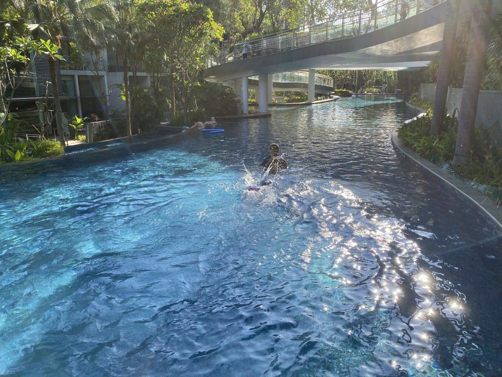 Duchess Residence Swimming